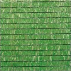 Malla de sombreo 2x5m 90% Verde